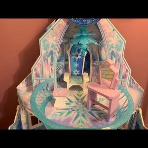 Disney's Frozen Castle